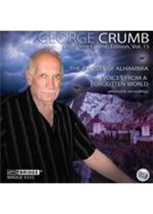 Crumb: Edition, Vol 15 (Music CD)
