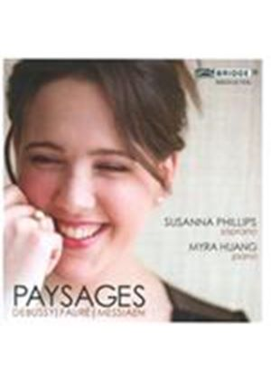 Paysages (Music CD)