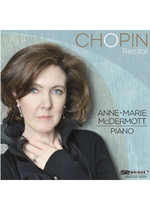 Chopin Recital (Music CD)