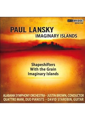 Paul Lansky: Imaginary Islands (Music CD)