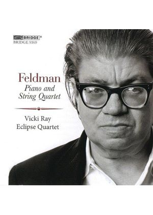 Morton Feldman: Piano and String Quartet (Music CD)