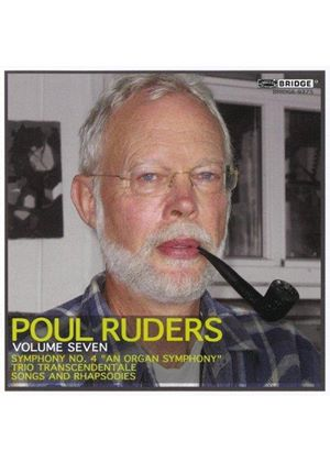 Poul Ruders, Vol. 7 (Music CD)