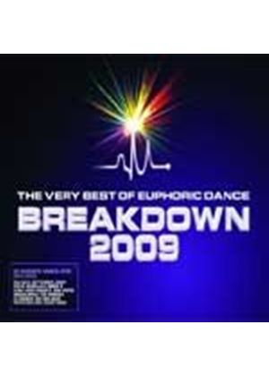 Various Artists - Very Best Of Euphoric Dance Breakdown 2009, The (Music CD)
