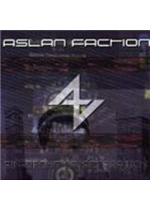 Asian Faction - Sin Drome Of Separation (Music CD)