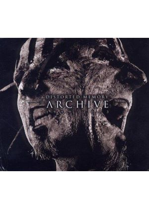 Distorted Memory - Archive + Hand Of God (Music CD)