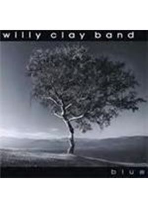 Willy Clay Band - Blue (Music CD)