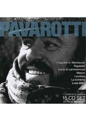 Legendary Performances: Pavarotti (Music CD)