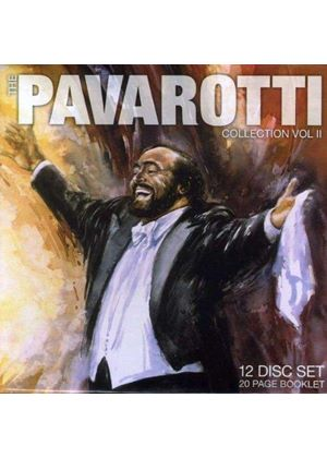 Pavarotti Collection, Vol. 2 (Music CD)