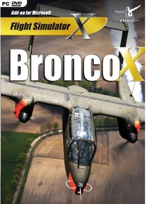 Bronco X (PC DVD)