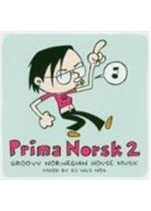 Various Artists - Prima Norsk Vol.2 (Music CD)