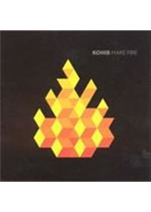 Kohib - Make Fire (Music CD)