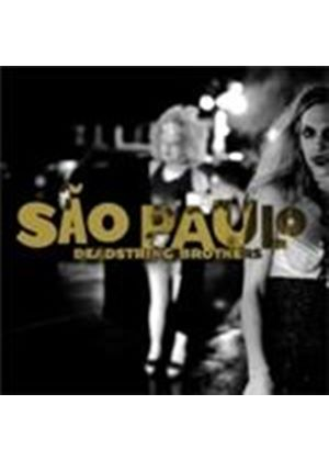 Deadstring Brothers - Sao Paolo (Music CD)