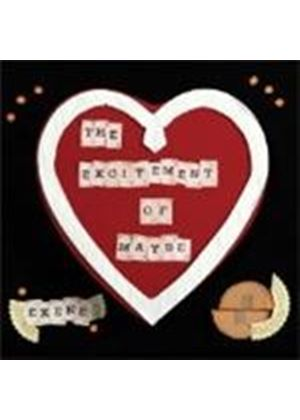 Exene Cervenka - Excitement Of Maybe, The (Music CD)