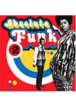 Various Artists - Absolute Funk 2 (Music CD)