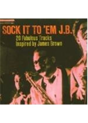 Various Artists - Sock It To 'Em J.B. [European Import]