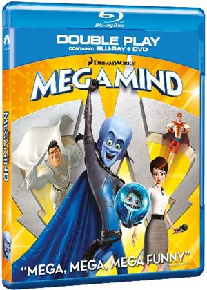 Megamind - Double Play (Blu-ray + DVD)