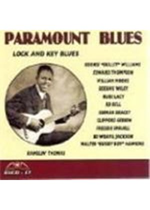 Various Artists - Paramount Blues: Lock And Key Blues
