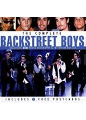 Backstreet Boys - The Complete Backstreet Boys (Interview) (Music CD)