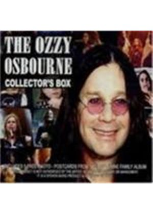 Ozzy Osbourne - The Ozzy Osbourne Collectors Box (Music CD)