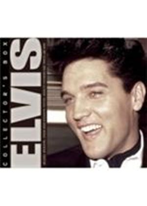 Elvis Presley - Collector's Box (Documentary) (Music CD)