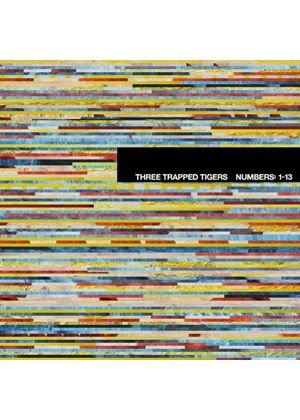 Three Trapped Tigers - Numbers (1-13) (Music CD)