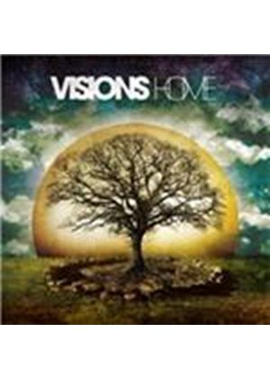 Visions - Home (Music CD)