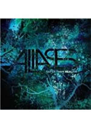 Aliases - Safer Than Reality (Music CD)