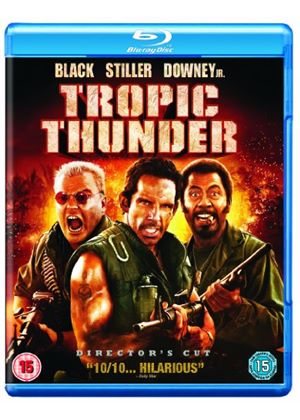 Tropic Thunder (Blu-Ray) (Digital Copy)