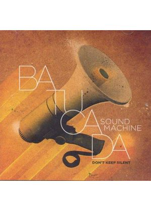 Batucada Sound Machine - Don't Keep Silent (Music CD)