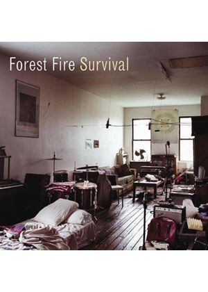 Forest Fire - Survival (Music CD)