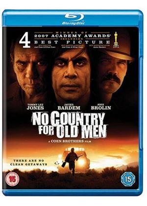 No Country For Old Men (Blu-Ray)