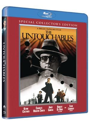 The Untouchables (1987) (Blu-Ray)