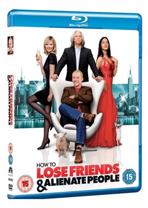 How To Lose Friends And Alienate People (Blu-Ray)