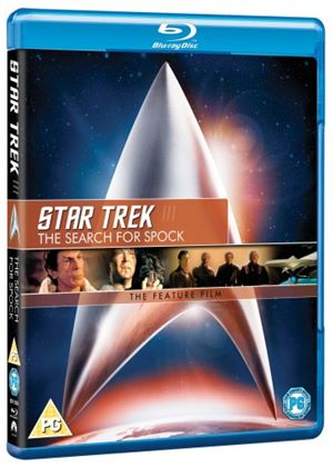 Star Trek 3 - The Search For Spock (Blu-Ray)