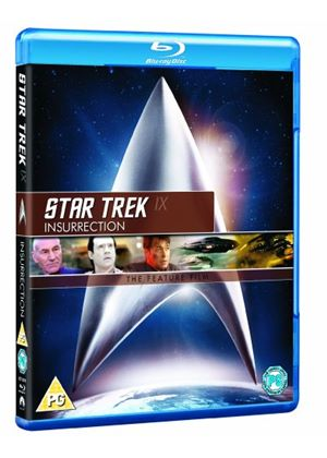 Star Trek 9 - Insurrection (Remastered Edition) (Blu-Ray)