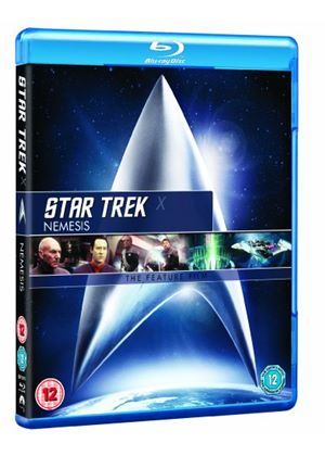 Star Trek 10 - Nemesis (Remastered Edition) (Blu-Ray)
