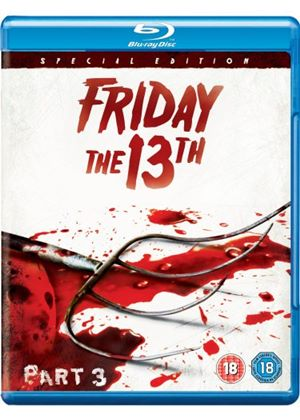 Friday The 13th - Part 3 (Blu-Ray)