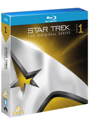 Star Trek the Original Series: Season 1 (1967) (Blu-Ray)