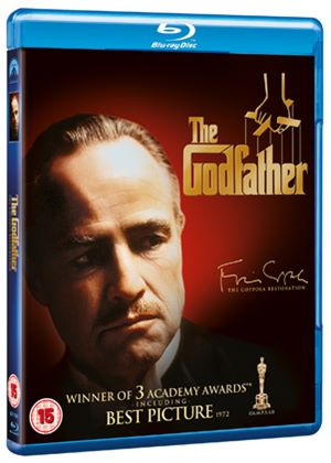 Godfather (Blu-ray)