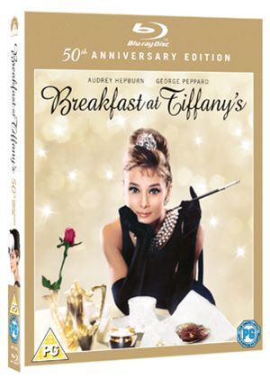 Breakfast at Tiffany's (50th Anniversary Edition) (Blu-Ray)