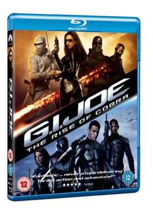 G.I. Joe - The Rise Of Cobra (Blu-Ray)