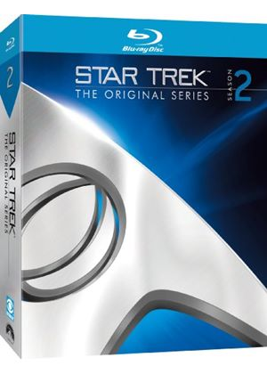 Star Trek the Original Series: Season 2 (1968) (Blu-Ray)