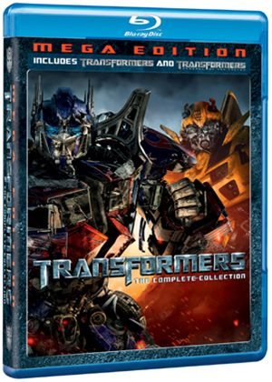 Transformers / Transformers 2: Revenge of the Fallen (Blu-Ray)