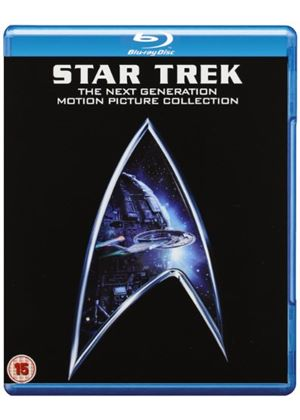 Star Trek - The Next Generation Movie Collection (Blu-Ray)