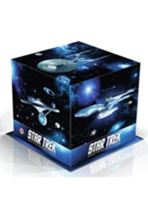 Star Trek - The Movies 1-10 - Remastered Special Edition Box Set (Blu-Ray)