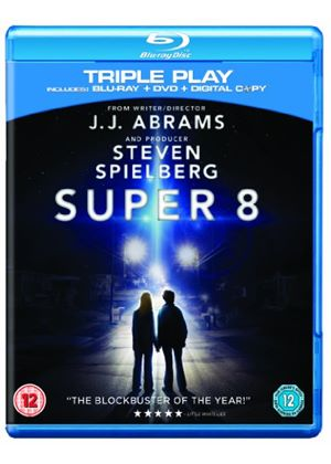 Super 8 - Triple Play (Blu-ray + DVD + Digital Copy)