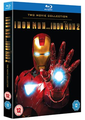 Iron Man / Iron Man 2 (Blu-Ray)