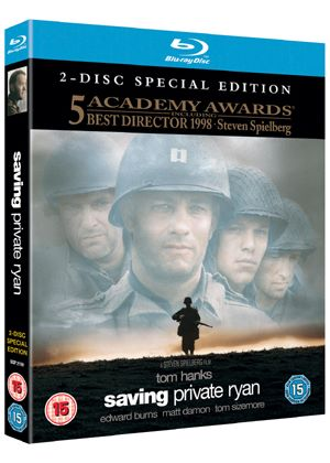 Saving Private Ryan (2 Disc Special Edition) (Blu-Ray)