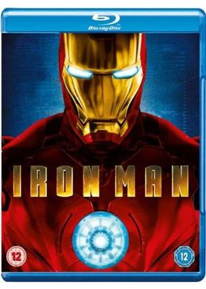 Iron Man (1 Disc) (Blu-ray)