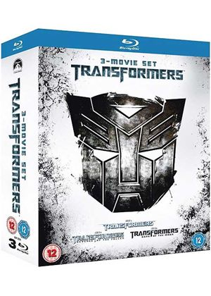 Transformers Trilogy Box Set (Blu-ray)